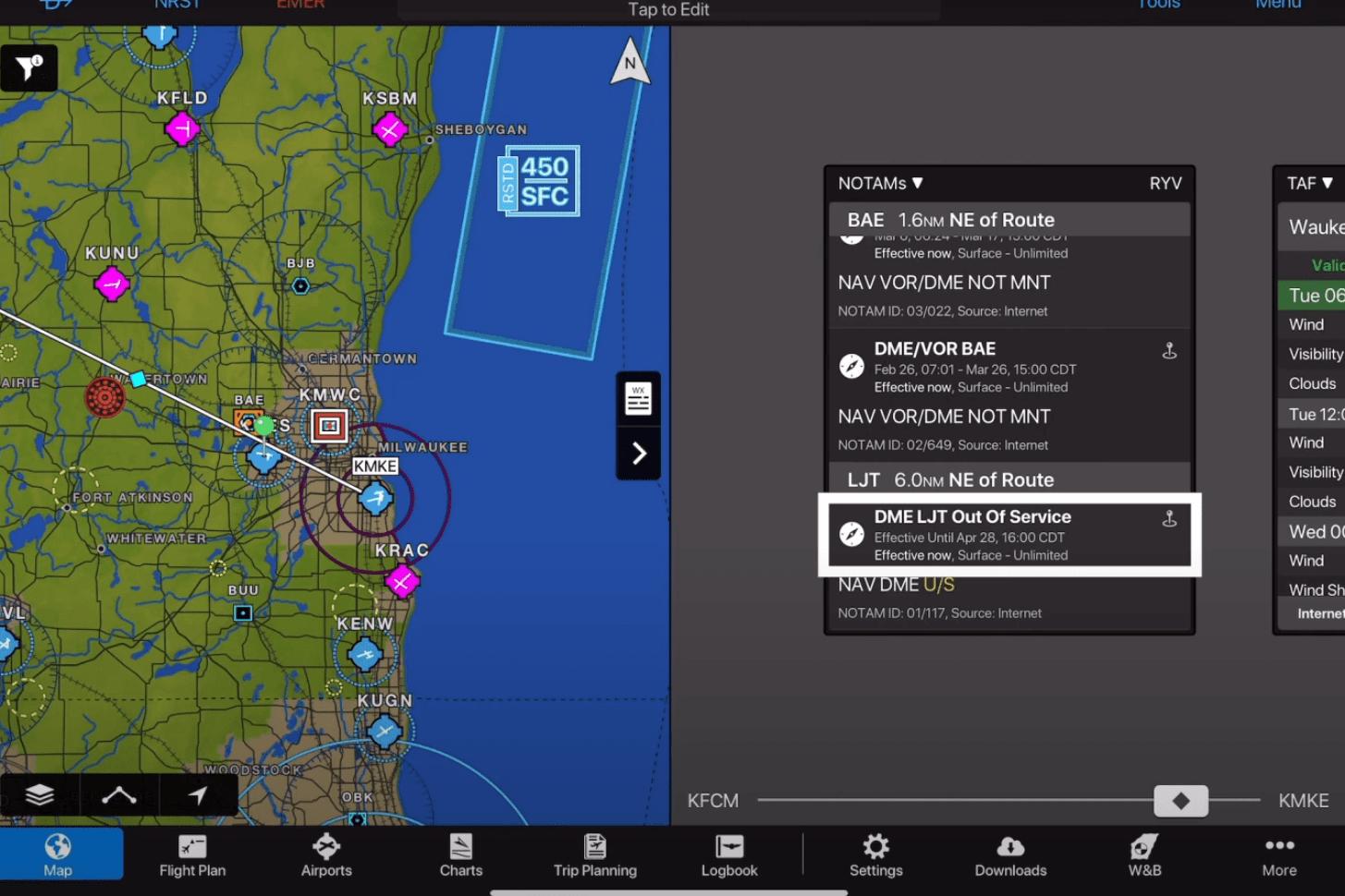 Garmin Pilot 10.4
