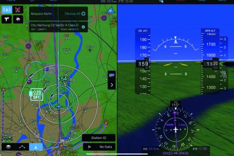 fliegermagazin Webinar: VFR-Fliegen mit Garmin Pilot