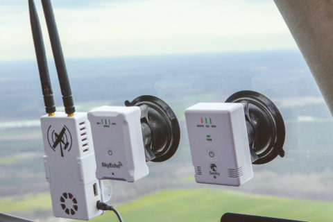 Portable Kollisionswarner im Praxistest