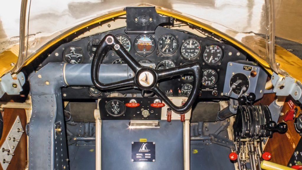 Cockpitansicht