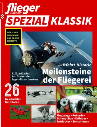 fliegermagazin SPEZIAL 2021
