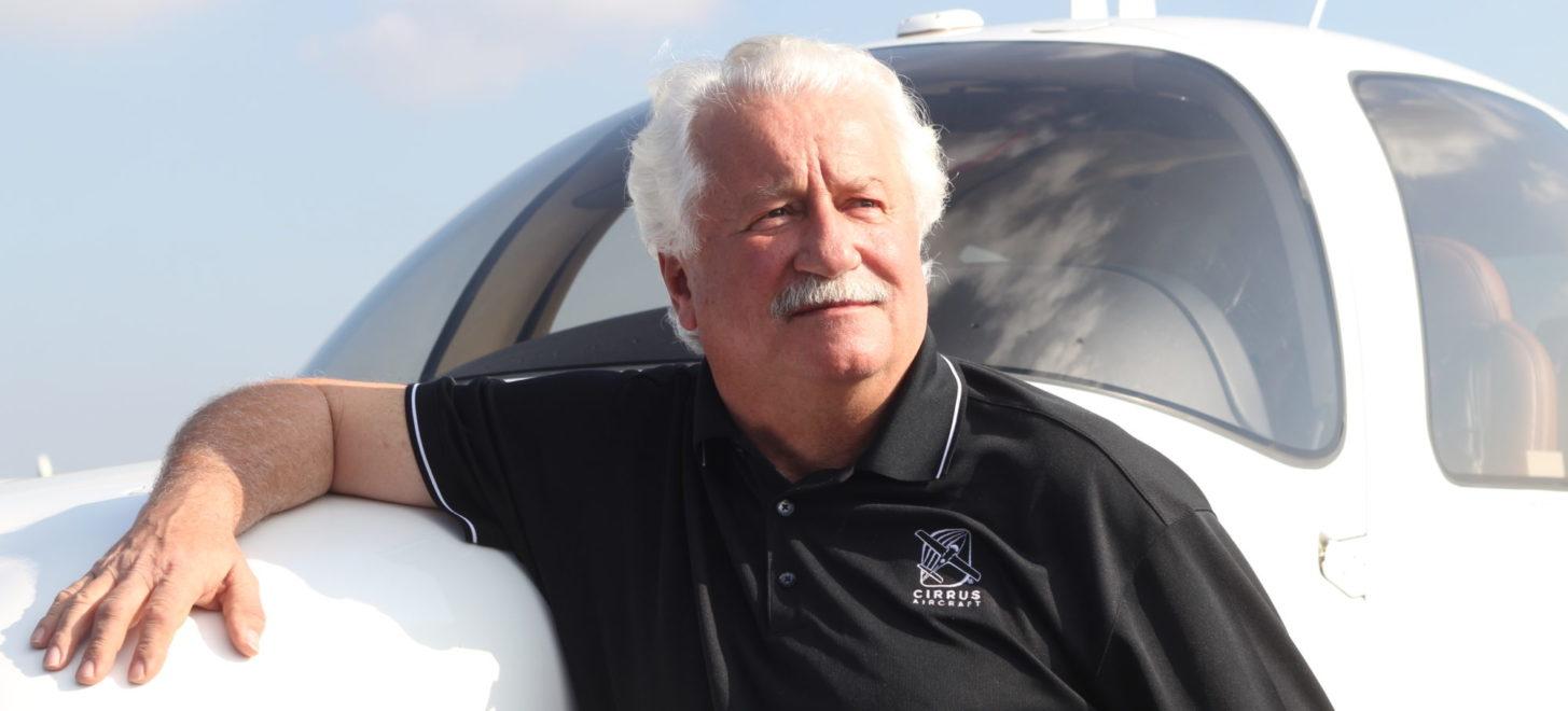 Ferrypilot Arnim Stief erzählt von seinen Abenteuern