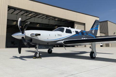 EASA-Zulassung für Piper M600/SLS mit HALO