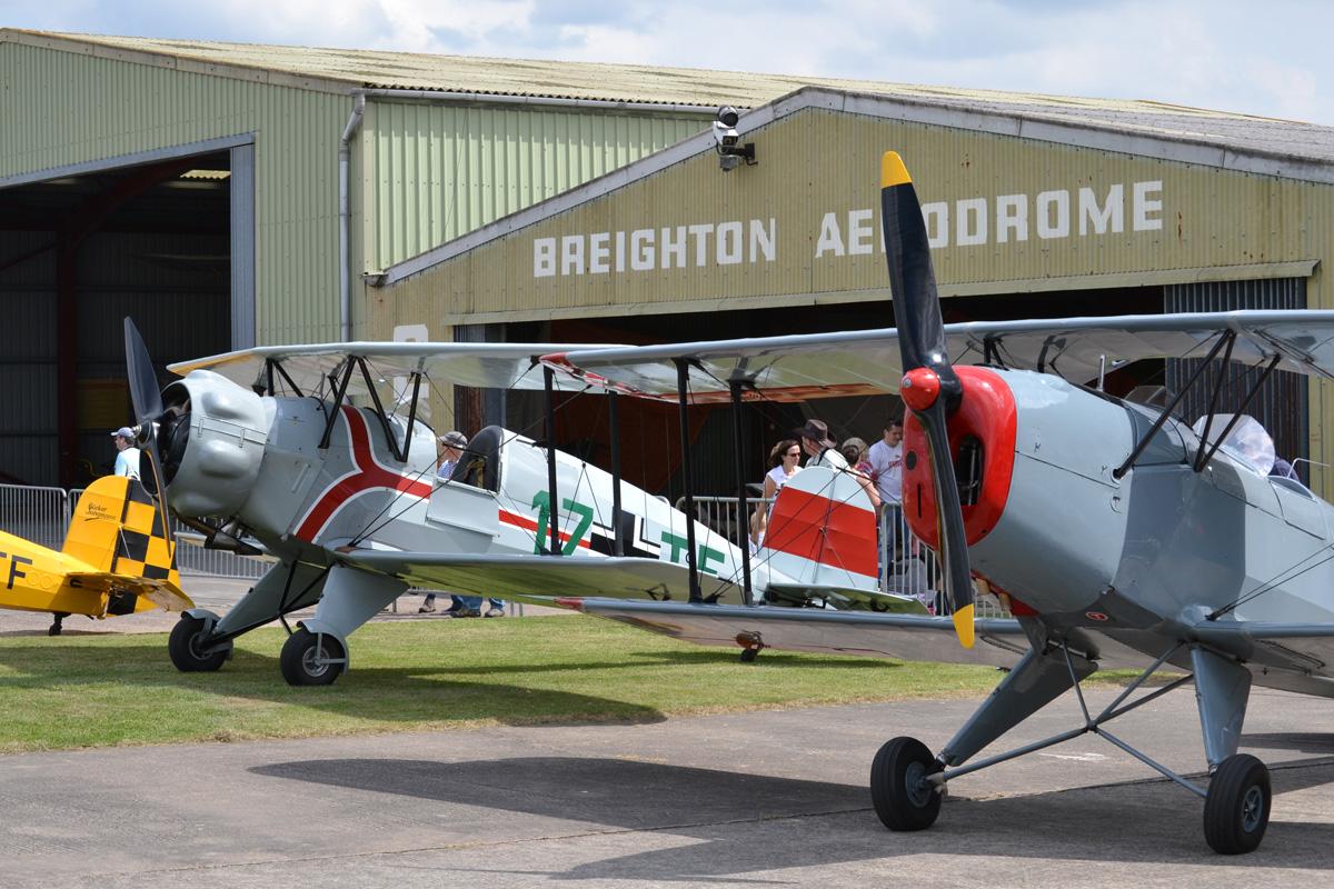 VWAC Vintage Aerobatic World Championship