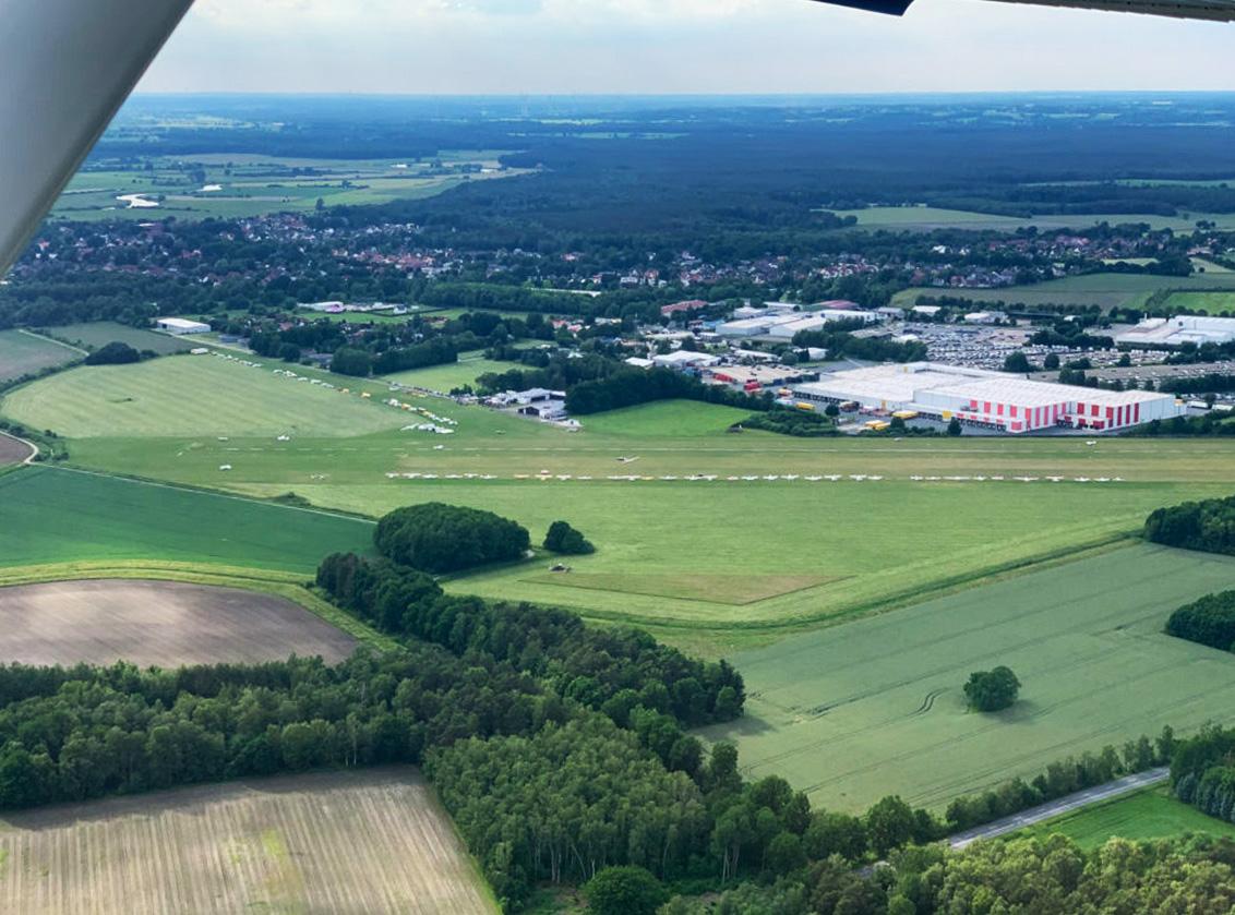 Schön scharf: Currywurst Fly-in Hodenhagen 2021