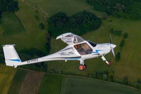 Elektro-Flieger für Dänemarks Luftwaffe