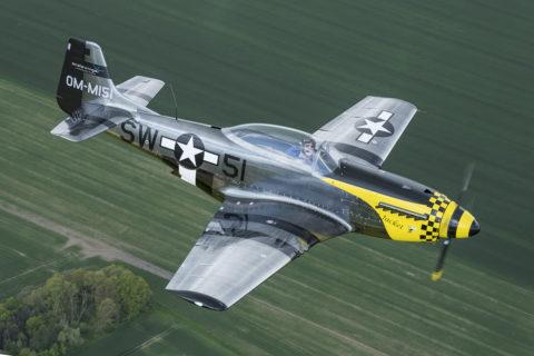 SW-51 Mustang: Erstflug der Serien-Maschine