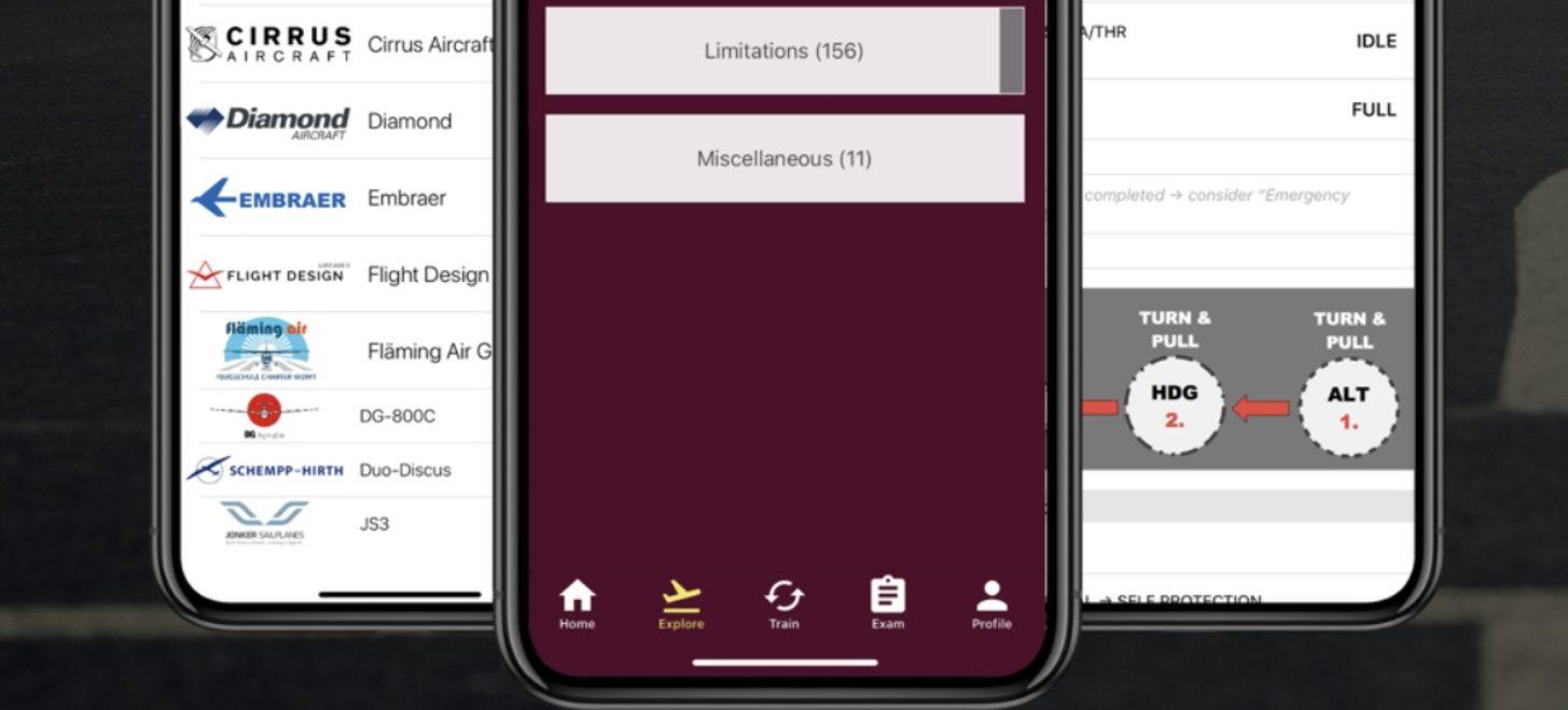 Mit der App Easy Memory Item sicherer fliegen