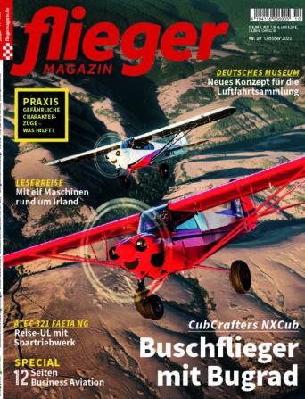 fliegermagazin 10/2021