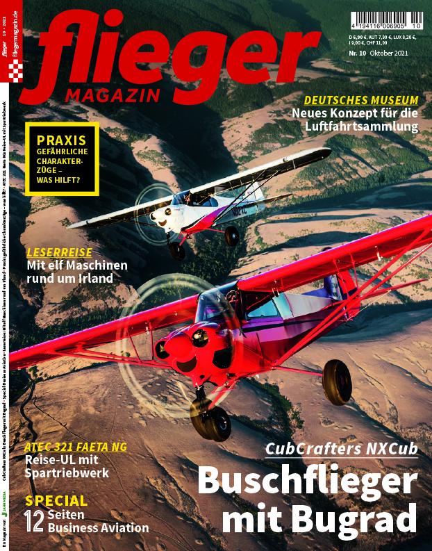 Cubcrafters NXCub: Buschflieger mit Bugrad