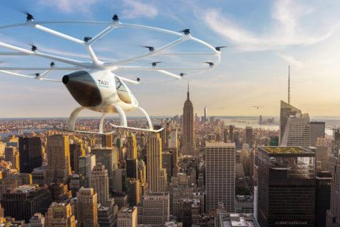 Volocopter: Joint Venture und Großauftrag für China
