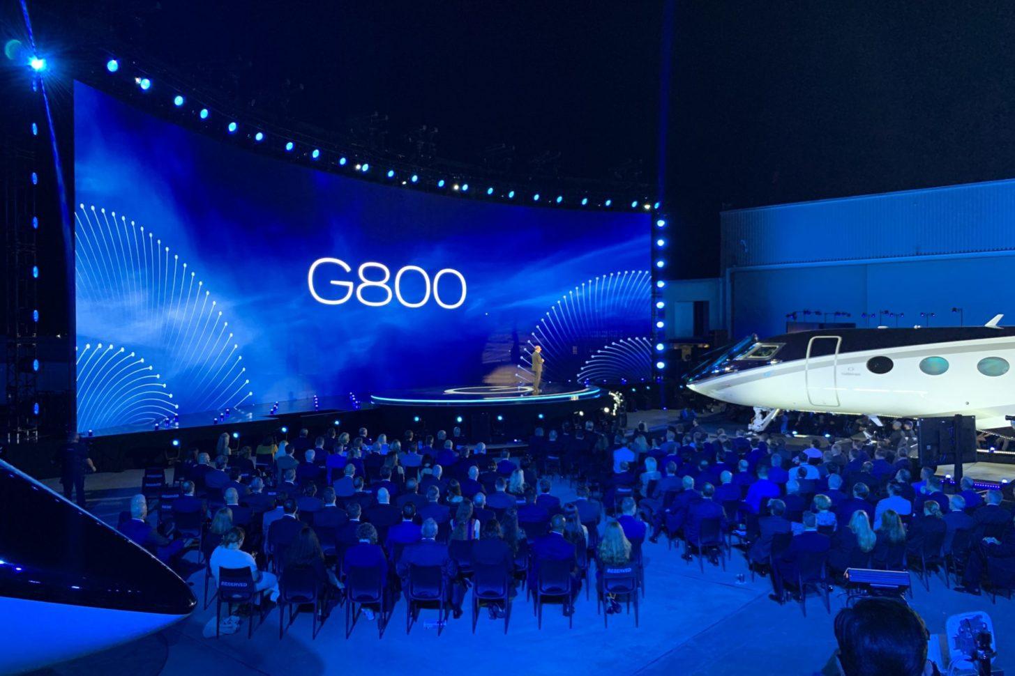G400 und G800: Zwei neue Modelle für Gulfstream